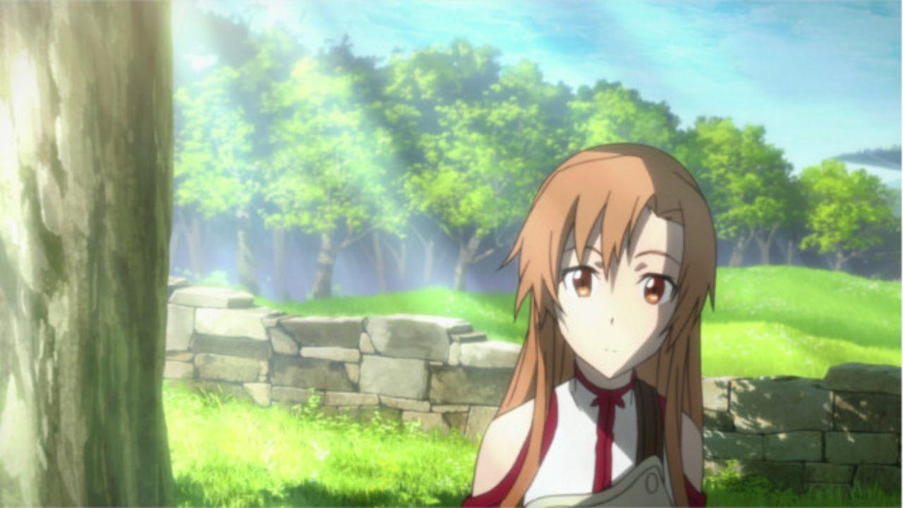 Asuna (Bild) und Kirito wollen einen Mord in einer Safe-Zone aufklären, doch die Zusammenarbeit gestaltet sich schwierig, weil sie nur selten einer... - Bildquelle: REKI KAWAHARA/ASCII MEDIA WORKS/SAO Project