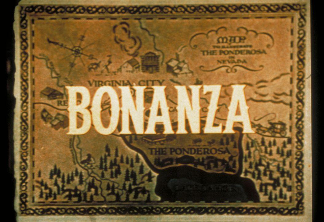 Die Abenteuer der Cartwrights, ihre Interessen an Farmwirtschaft und Bergbau bilden den Hintergrund für die Geschichten von 'Bonanza'. - Bildquelle: Paramount Pictures