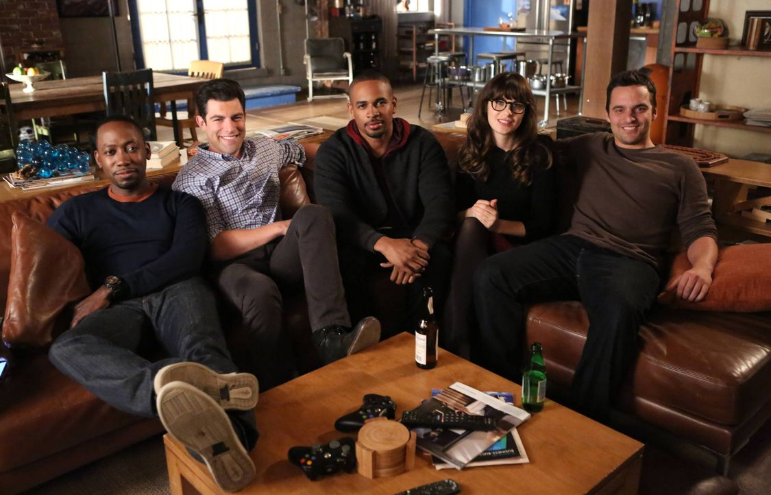New Girl Behind The Scenes27 - Bildquelle: 20th Century Fox Film Corporation. All rights reserved