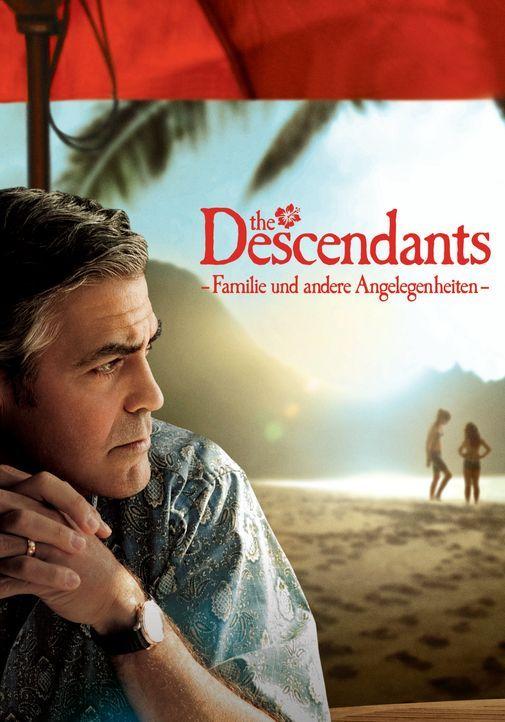 DESCENDANTS, THE - FAMILIE UND ANDERE ANGELEGENHEITEN - Plakatmotiv - Bildquelle: 2011 Twentieth Century Fox Film Corporation. All rights reserved.
