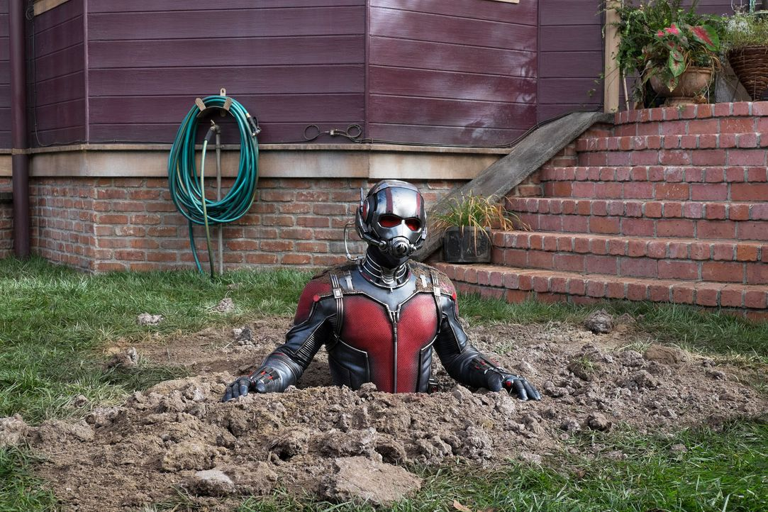 Ant-Man-12-Marvel2014 - Bildquelle: Marvel 2014