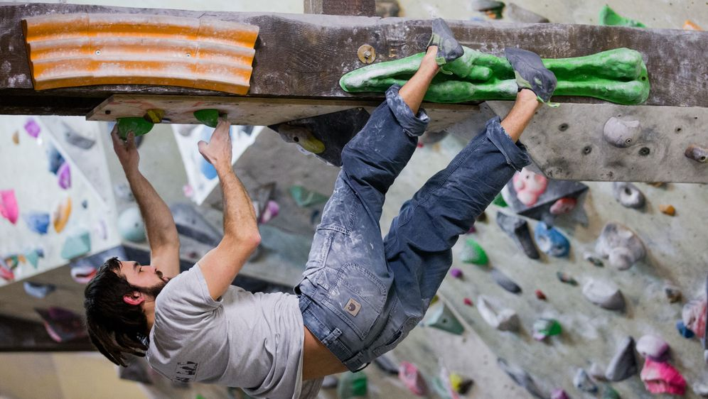 Bouldern: Die extreme Variante des Kletterns - Bildquelle: dpa