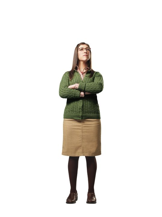 (10. Staffel) - Verändert irgendwie Sheldons Leben: Amy (Mayim Bialik) ... - Bildquelle: Warner Bros. Television