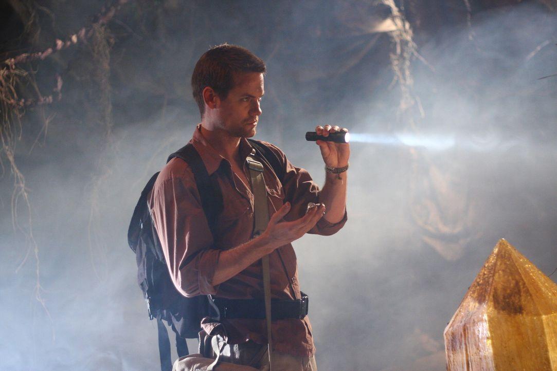 Am Ziel seiner Wünsche? Jack (Shane West) ...