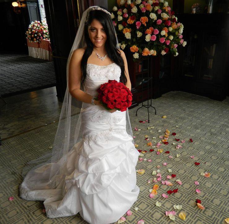 Wie wird sich die Braut Kristin im Vergleich zu den drei anderen Bräuten schlagen? - Bildquelle: Richard Vagg DCL