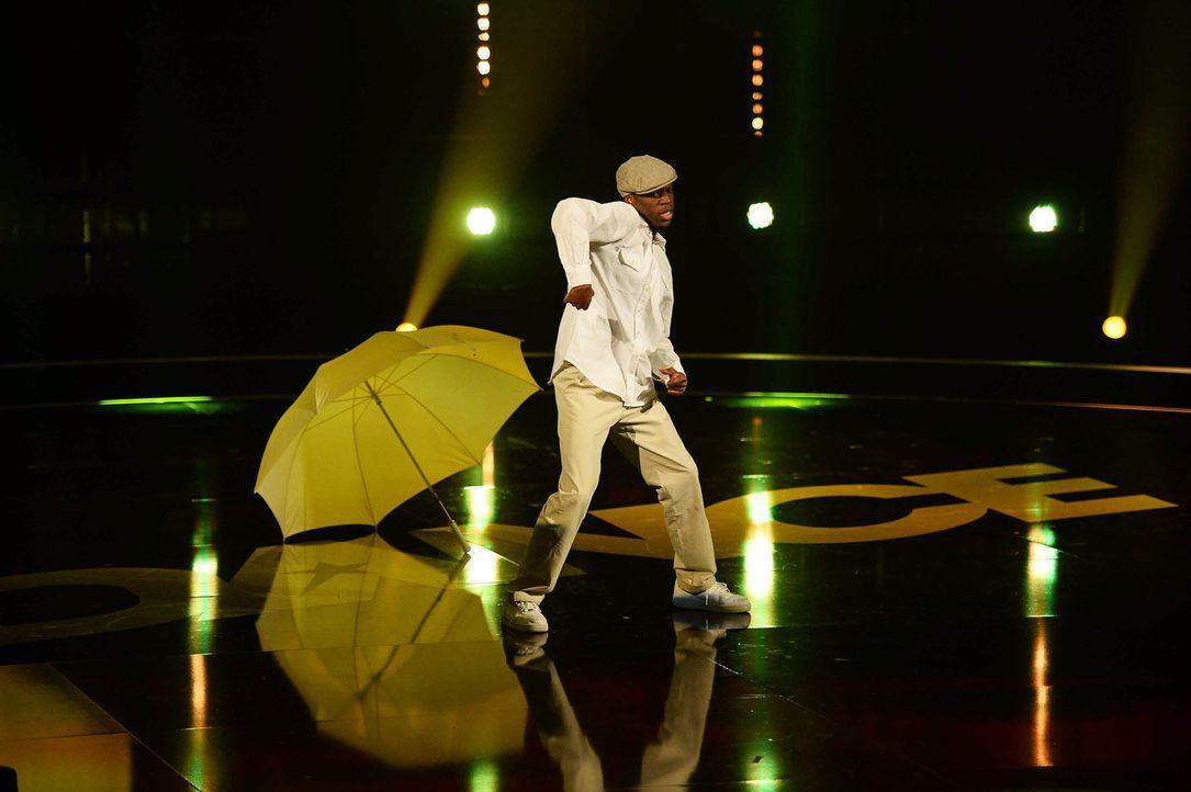 Got-To-Dance-P-Fly-05-SAT1-ProSieben-Willi-Weber - Bildquelle: SAT.1/ProSieben/Willi Weber