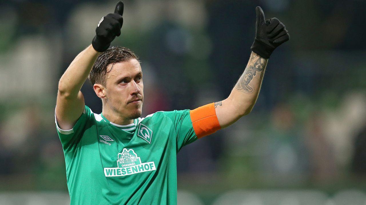 Max Kruse (SV Werder Bremen) - Bildquelle: 2019 Getty Images