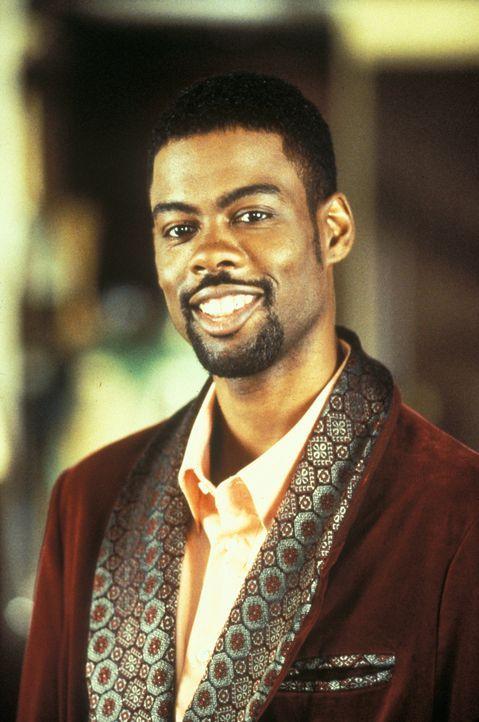 Alle kommen in den Himmel - nur einer nicht!: der schwarze Amateur-Komiker Lance (Chris Rock) ... - Bildquelle: Paramount Pictures