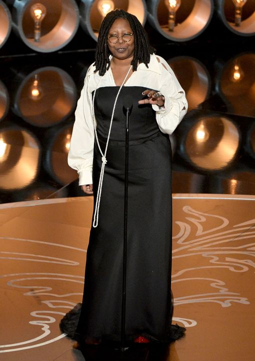 Whoopie-Goldberg-getty-AFP - Bildquelle: 2014 Getty Images