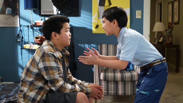 Fresh Off The Boat - Fresh Off The Boat - Staffel 3 Episode 15: Die Rolle Seines Lebens