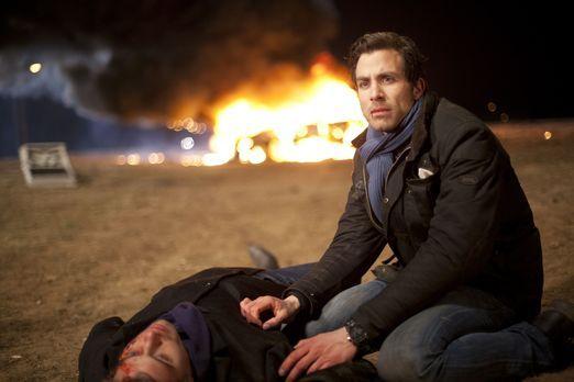 Hand aufs Herz - Ein schrecklicher Unfall ist geschehen - wird Michael (Andre...