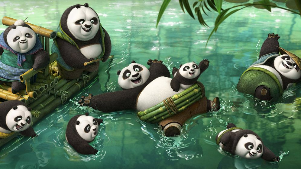 Kung Fu Panda 3 - Bildquelle: 2015 DreamWorks Animation, L.L.C.  All rights reserved.