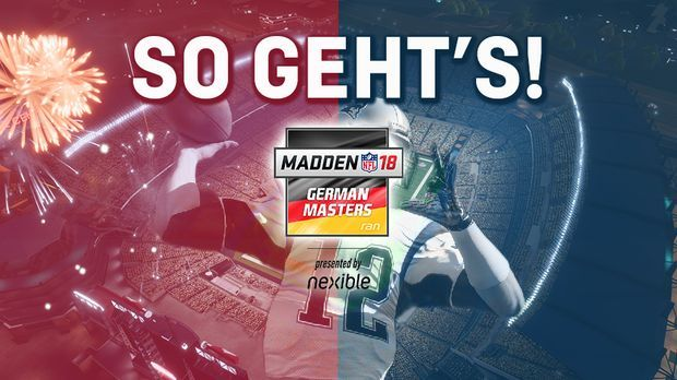 Madden NFL 18 German Masters - So gehts