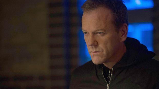 Auch vier Jahre nach der Flucht vor den Behörden führt Jack Bauer (Kiefer Sut...