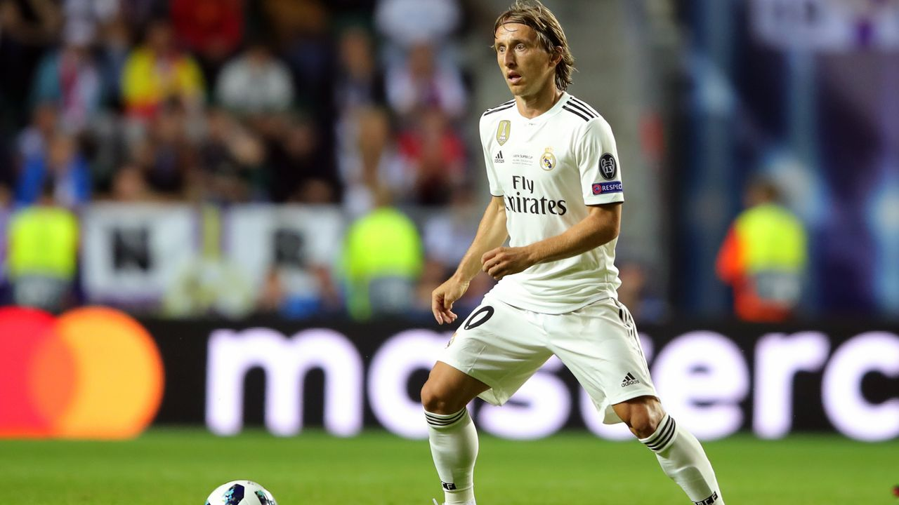 Luka Modric - Bildquelle: 2018 Getty Images