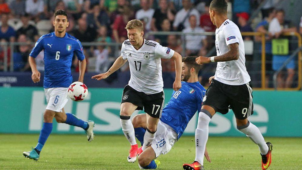 U21 Deutschland Vs Italien Das Sind Die Aufstellungen