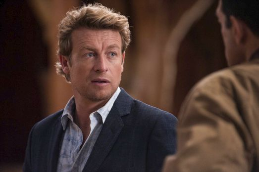 The Mentalist - Jane (Simon Baker) hat eine äußerst raffinierte Strategie ent...