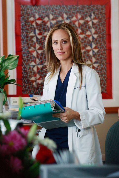 Überlässt Cristina die Chance, erstmals selbstständig eine Herzoperation durchzuführen: Teddy (Kim Raver) ... - Bildquelle: Touchstone Television