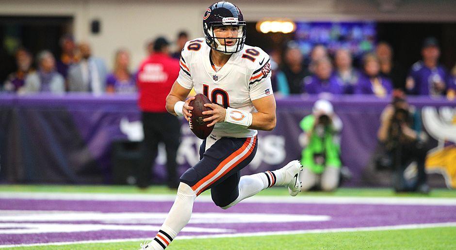Mitchell Trubisky (Quarterback, Chicago Bears) - Bildquelle: 2017 Getty Images