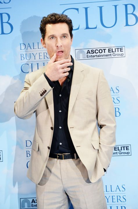 Matthew-McConaughey-Dallas-Buyers-Club-Photocall-140131-2-dpa - Bildquelle: dpa