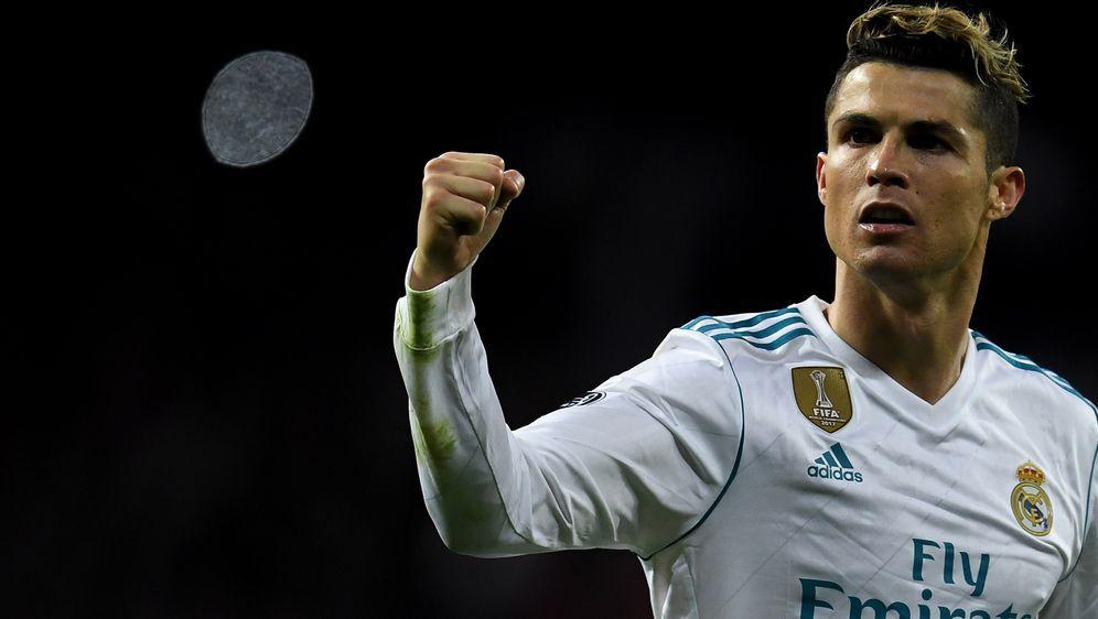 Cristiano Ronaldo verabschiedet sich mit einem persönlichen Brief bei den Re... - Bildquelle: getty images