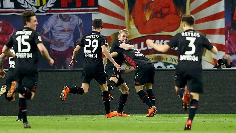 Bayer will ins Pokalfinale - Bildquelle: 2018 Getty Images