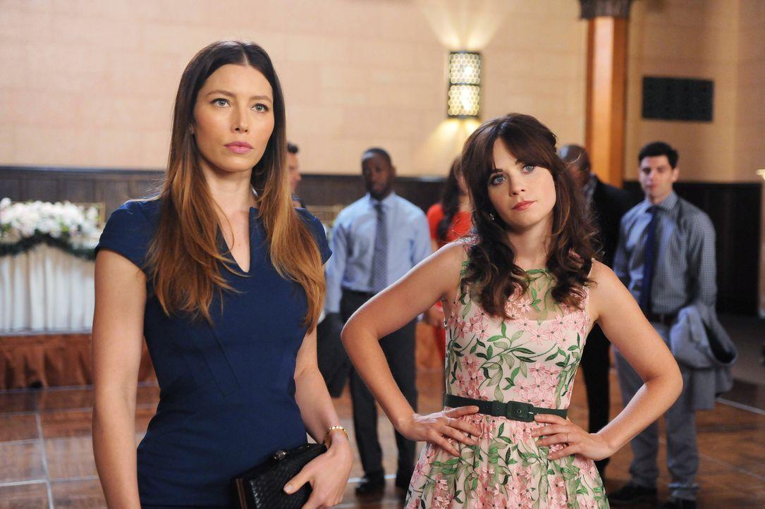 New Girl Staffel 4: Jessica Biel - Bildquelle: Fox Broadcasting Company