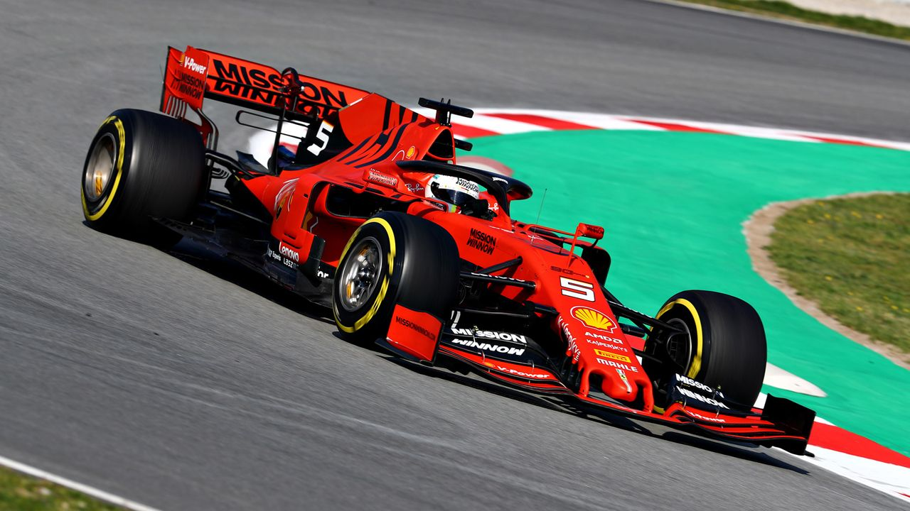 Platz 1: Scuderia Ferrari - Bildquelle: Getty