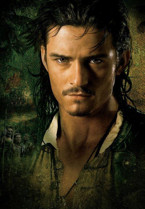 Noch bevor die Hochzeitsglocken für ihn und seine Elizabeth läuten, muss Will (Orlando Bloom) schon wieder für den chaotischen Piraten-Kapitän J... - Bildquelle: Disney Enterprises, Inc.  All rights reserved