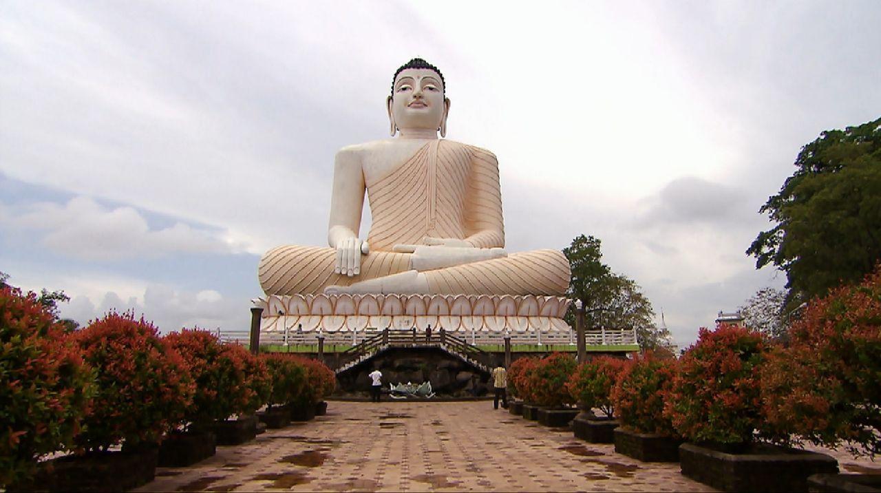 Bitte melde dich Staffel 2 Folge 1 Sri Lanka Budda - Bildquelle: SAT.1