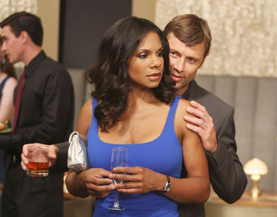 Addison erhält überraschend Besuch von ihrem Bruder Archer (Grant Show, r.). Seine Anwesenheit verursacht nicht nur ihr Ärger, sondern auch für Naom... - Bildquelle: ABC Studios