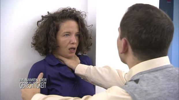 Im Namen Der Gerechtigkeit - Im Namen Der Gerechtigkeit - Staffel 1 Episode 31: Freier Fall