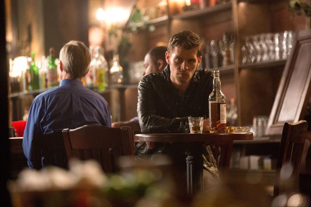 Schon nach kurzer Zeit wird deutlich, dass Klaus (Joseph Morgan) erneut nur seine eigenen Ziele verfolgt ... - Bildquelle: Warner Bros. Television