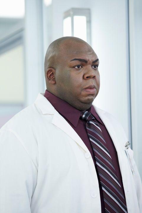 Ist Megan bei der Aufklärung eines neuen Verbrechens behilflich: Curtis Brumfield (Windell D. Middlebrooks) ... - Bildquelle: ABC Studios