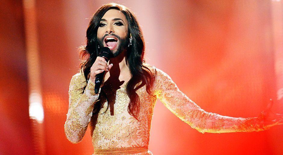 Eurovision-Song-Contest-Conchita-Wurst-140509-AFP-HERO - Bildquelle: AFP