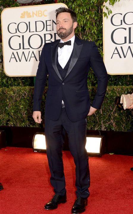 Golden Globes: Ben Affleck auf dem roten Teppich - Bildquelle: AFP