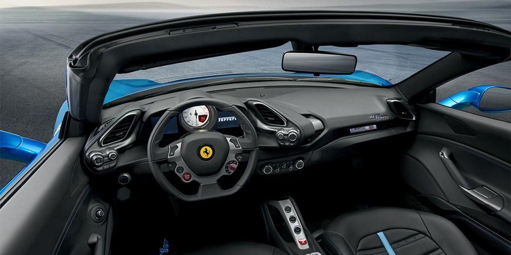 Ferrari488pider4 - Bildquelle: Ferrari