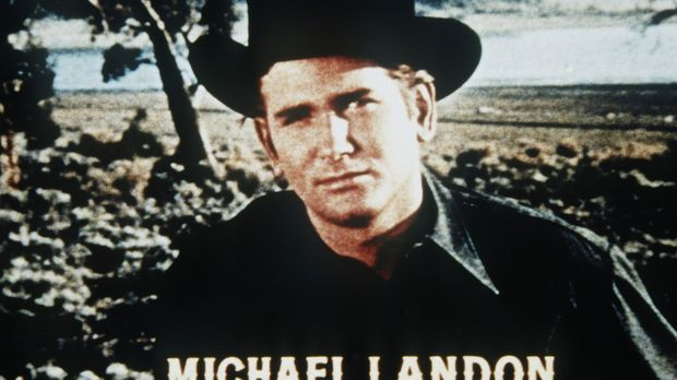 Bonanza - Little Joe (Michael Landon) ist der jüngste der Cartwrights. © Para...