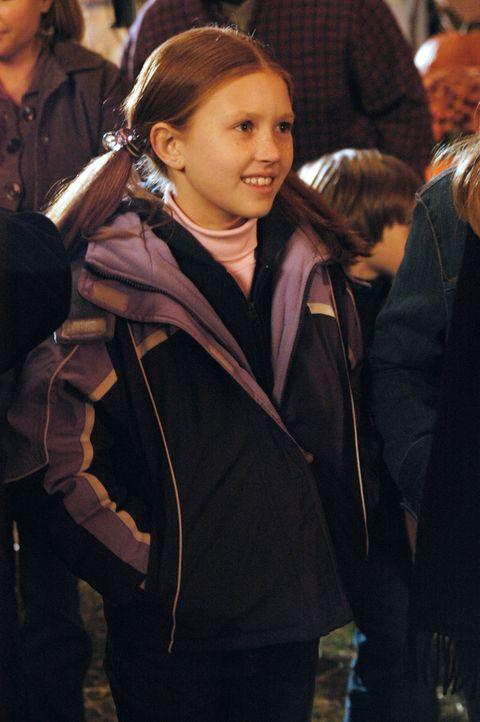 Liebe auf den ersten Blick: Amanda (Lauren Gibson) hat dem kleinen Sam gehörig den Kopf verdreht ... - Bildquelle: 2007 American Broadcasting Companies, Inc. All rights reserved.
