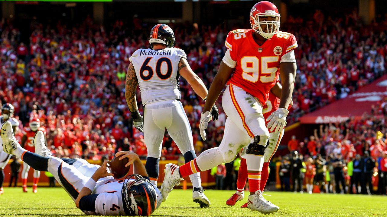 Chris Jones (Kansas City Chiefs) - Bildquelle: 2018 Getty Images