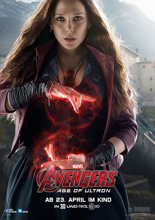 Marvels-Avengers-Age-Of-Ultron-CHARACTER-02-Walt-Disney-Studios-Motion-Pictures-Germany - Bildquelle: Walt Disney Studios Motion Pictures Germany