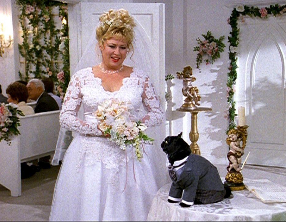 Salem (r.) und seine Tochter Annabelle (Victoria Jackson, l.) hatten seit ihrer Kindheit keinen Kontakt mehr. - Bildquelle: Paramount Pictures