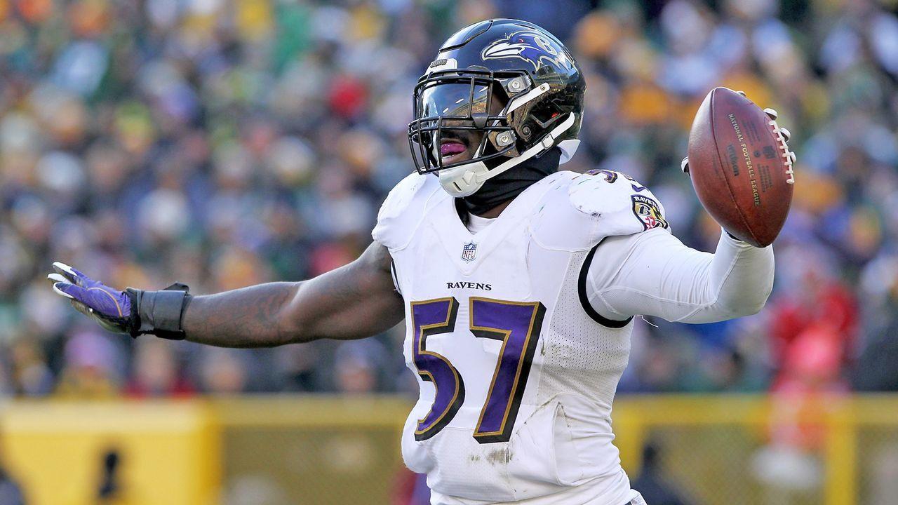 C.J. Mosley (Baltimore Ravens) - Bildquelle: 2017 Getty Images