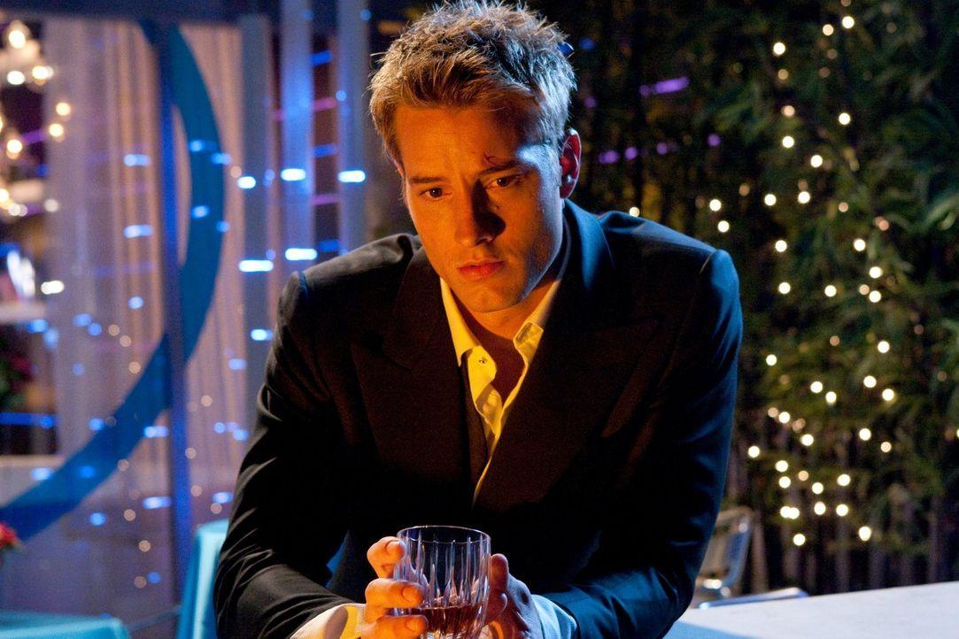 Wird Oliver (Justin Hartley) dem Spielzeugmacher gegenüber nachgeben und den Mord an Lex gestehen? Sollte er das nicht tun, werden hunderte unschuld... - Bildquelle: Warner Bros.