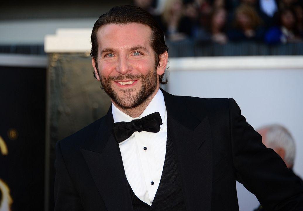 Bradley Cooper auf denm Red Carpet - Bildquelle: AFP