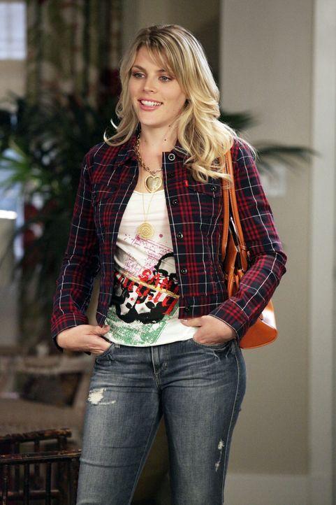 Muss eine schwierige Entscheidung fällen: Laurie (Busy Philipps) - Bildquelle: 2009 ABC INC.