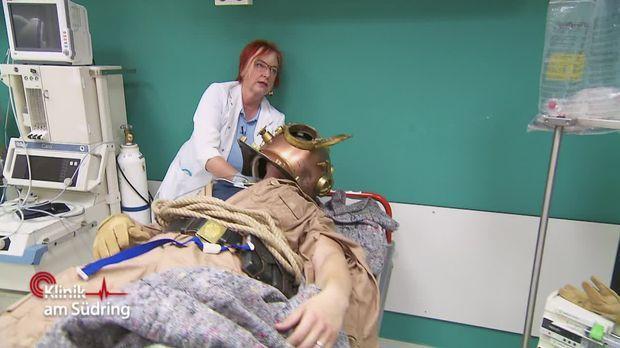 Klinik Am Südring - Klinik Am Südring - Der Taucher Und Die Krabbe