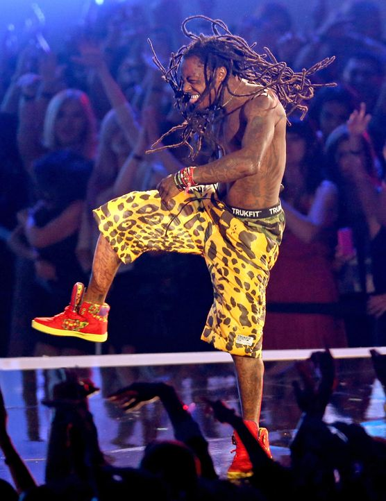 Lil-Wayne-12-09-06-getty-AFP.jpg 1539 x 2000 - Bildquelle: getty-AFP/AFP