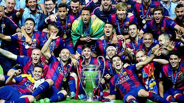 Fc Barcelona Titel