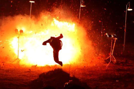 The Shepherd - Ist Feuer und Flamme für seinen neuen Auftrag: Jack Robideaux...